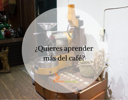 aprender más del café